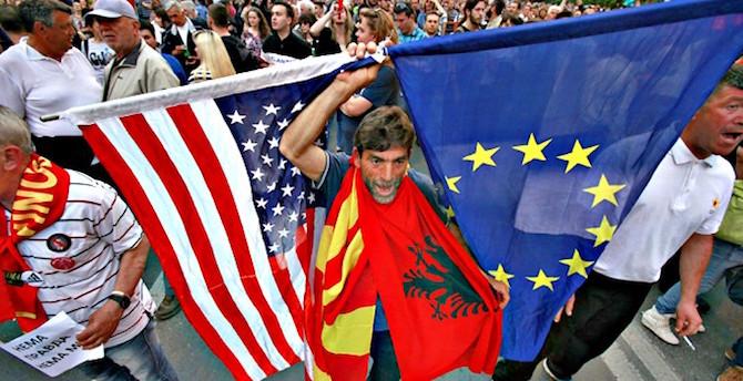 [Komentar] Evropa na Zahodnem Balkanu: Članstvo v Evropski uniji je za Severno Makedonijo vprašanje biti ali ne biti