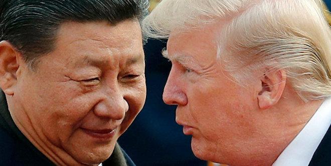 [Razkrivamo] Kitajska je danes za Združene države večja grožnja kot Japonska pred osemdesetimi leti