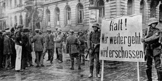 [Razkrivamo] Berlinski puč 13. marca 1920: Karikatura vojaškega udara, ki je trajal nekaj dni, a je bil uvertura v vzpon Adolfa Hitlerja