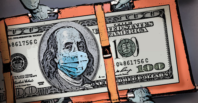 [Komentar] Ko maske padejo: Kapitalistična koronavojna