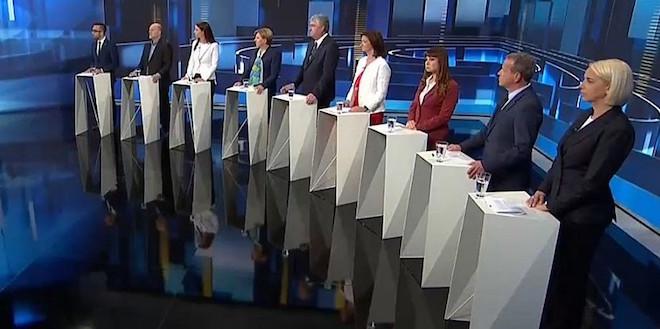[Komentar] Prvo televizijsko soočenje: Brez Tanje Fajon bi šla Evropa verjetno že zdavnaj k vragu