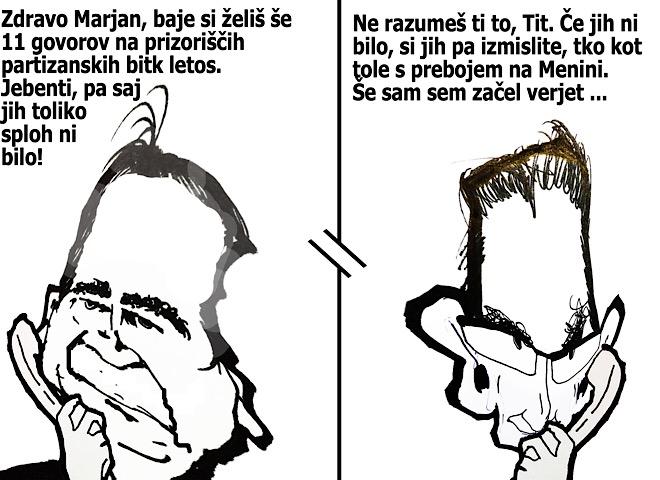 [Karikatura] Šarčev preboj