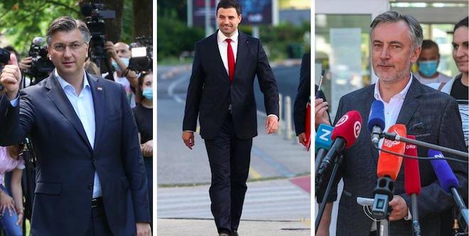 [Komentar] Volitve na Hrvaškem: Zakaj je Plenkovićeva moderna desnica tako suvereno povozila socialiste