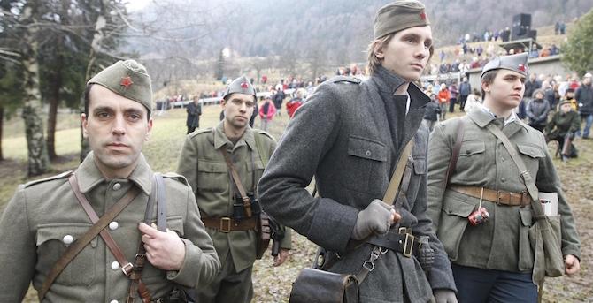 """[Razkrivamo] """"Mi se ne gremo več te preklete Evropske unije, mi gremo zdaj nazaj v partizane."""""""