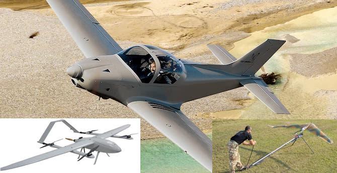 [Razkrivamo] Kako je Ljudska republika Kitajska potiho, prek slamnate firme kupila italijanskega proizvajalca dronov Alpi Aviation