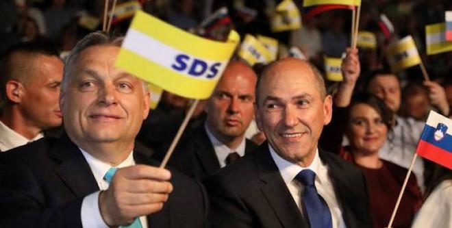 [Komentar] Nacionalni populizem in Janez Janša