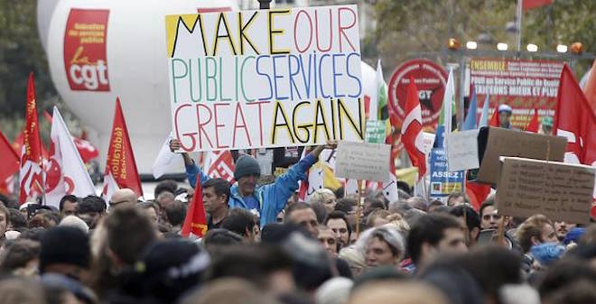 [Komentar] O (ne)realnosti zahtev sindikatov javnega sektorja