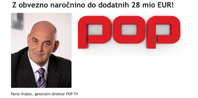 [Razkrivamo] Bomo ob RTV prispevku odslej plačevali še prisilno naročnino na POP TV?!