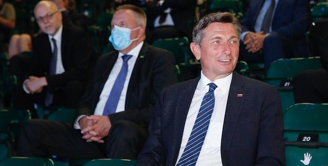 """[Razkrivamo] Insajderski viri: Predsednik Pahor kljub izkazani podpori poslancev Andraža Terška """"nikoli več"""" ne želi predlagati za ustavnega sodnika"""