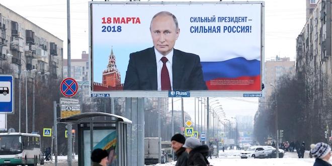 """[Komentar] Volitve v Kremlju: Spoštovanje mednarodnega prava na """"ruski način"""""""