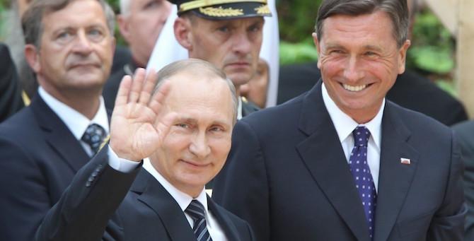 """[Komentar] Putin in formula """"trajnega mandata"""": Slovenske in ruske volitve"""