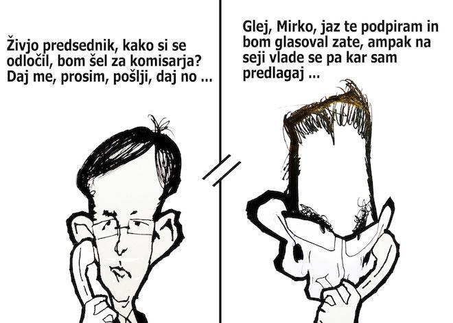 [Karikatura] Alenkin sindrom?