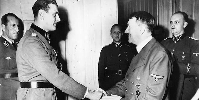 """[Razkrivamo] Otto Skorzeny, """"najnevarnejši človek v Evropi"""", tajni nacistični načrt za bombardiranje New Yorka in Hitlerjevi pomisleki glede atomske bombe"""