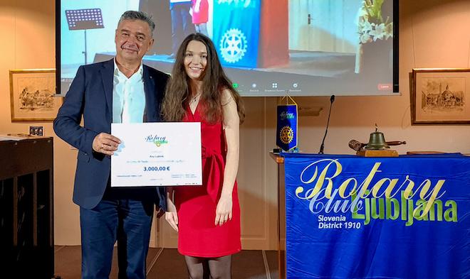 [Opazili smo] Rotary klub dijakom in študentom uresničuje sanje