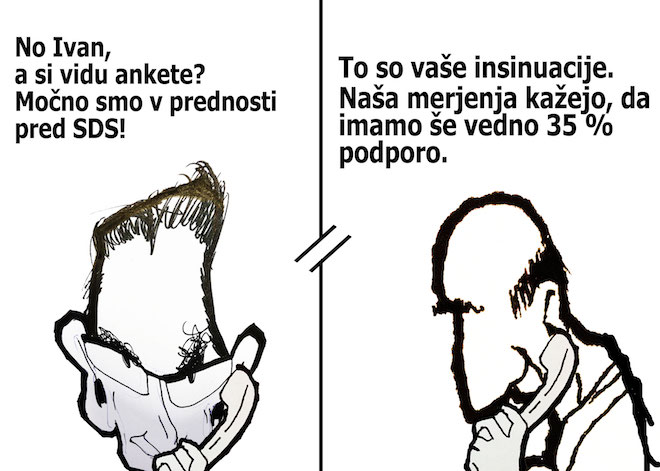 [Karikatura] Podpora