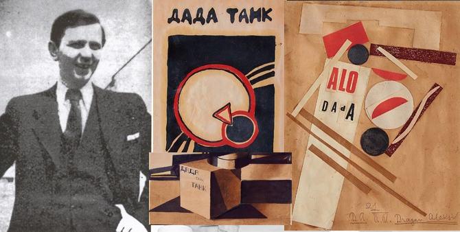 [Komentar] Da, Balkan je dada, umetniki na Balkanu vedno nihajo med politično direktnostjo ali nezavedno asociativnostjo