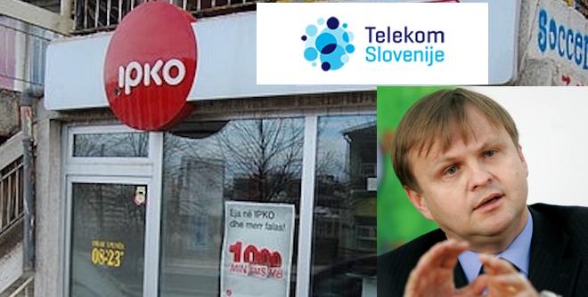 [Komentar] Ko Američani umirjajo odnose med Beogradom in Prištino, Telekom Slovenije prodaja drugega največjega mobilnega operaterja na Kosovu?!